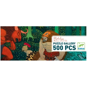 Mythology - 8+ Yaş Puzzle, 500 pcs