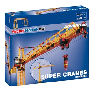 Edu Tech Super Cranes