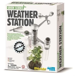 Green Science / Weather Station / Hava İstasyonu