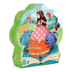 Sleeping Beauty - 4+ Yaş Puzzle, 36 pcs